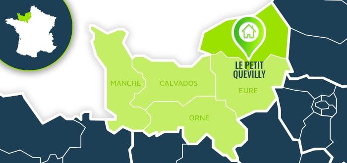 Centre de formation : Le Petit Quevilly / Seine Maritime.