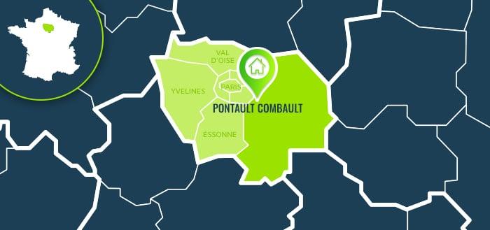 Centre de formation : Pontault Combault / Seine-et-Marne.