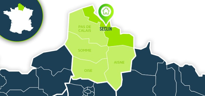 Centre de formation : Seclin / Nord.