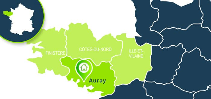 Centre de formation AURAY