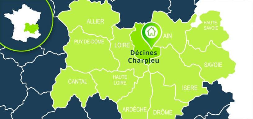 Centre de formation Décines Charpieu